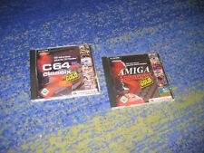 Über 400 C64 Amiga Spiele für PC mit Menü viele C64 / Amiga Classix Games C 64