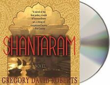 Shantaram: A Novel, Roberts, Gregory David, Acceptable Book