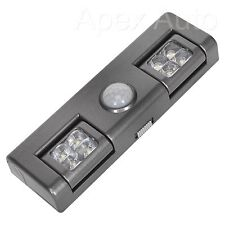 Wireless 8 LED AUTO LIGHT WITH PIR SENSOR SAFETY NIGHT LIGHT BRAND NEW TOOL !