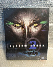 System shock 2 big box sealed