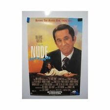 THE NUDE BOMB Don Adams Original Vintage Home Video Movie Poster