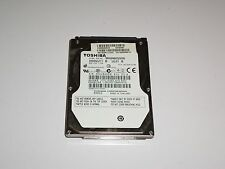 "Toshiba 2.5"" SATA 640 GB 5400 RPM HDD Laptop Hard Drive MK6465GSXN HDD2J11"