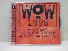Wow-1998 - The Year's 30 Top Christian Artists & Songs - CD