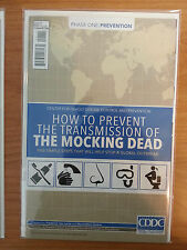 The Mocking Dead #1 2 3 VF / NM never read