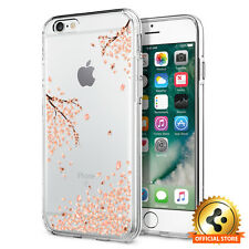 Spigen® Apple iPhone 6 / 6S [Liquid Crystal] Slim TPU Case Clear Design Cover