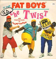 FAT BOYS - The Twist - 1988 Urban Uk - URBX 20 - 887 638-1