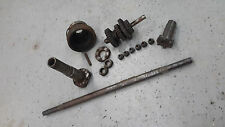 Baker hill 7000 transmission 6x6 shaft gear ATTEX ATV 6 six wheeler PARTS LOT