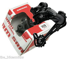 SRAM X5 Medium Cage Rear Derailleur 10 Speed Mountain Bike Black