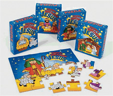 "1 ""Happy Birthday Jesus"" Puzzle **Free S/H when u buy 6 items from my store:-)"
