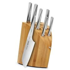 Chroma Type 7 Piece Knife Set Block, P0131
