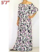 NWT S/M/L 8 10 12 NEW Evening Cocktail Wedding Sexy Short Sleeve Maxi Long Dress