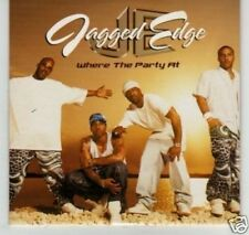 (I260) Jagged Edge, Where the Party At  - DJ CD