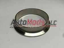 """3"""" stainless steel V-band flange turbine outlet pte comp turbonetics turbo out"""