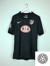 Atletico Madrid FORLAN #7 09/10 Away Football Shirt (L) Soccer Jersey