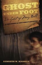 Kenneth Harmon - Ghost Under Foot (2014) - Used - Trade Paper (Paperback)