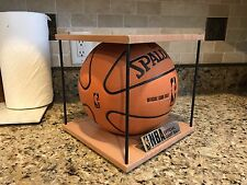 Official Spalding 2006 Cross Traxxion NBA Game Ball Leather Basketball Limited