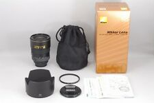 =N.Mint in BOX= Nikon AF-S DX Nikkor 17-55mm f/2.8 G ED IF +Etc. from Japan #m27