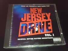 Spike Lee, Nick Gomez - Original Soundtrack New Jersey Drive (1995) {CD Album}
