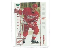 2002-2003 PARKHURST ORIGINAL 6 HOCKEY STEVE YZERMAN #27