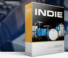 XLN Audio Indie ADpak Drum Kit Sample EXPANSION for Addictive Drums 2 - LICENSE