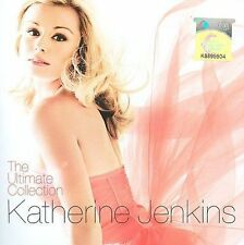 KATHERINE JENKINS CD - ULTIMATE COLLECTION (2010) - NEW UNOPENED