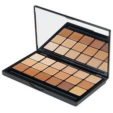 Graftobian HD Glamour Creme Super Palette, Warm, All Skin Types, Cruelty Free
