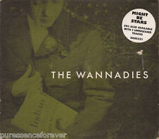 THE WANNADIES - Might Be Stars (UK 4 Tk CD Single Pt 1)