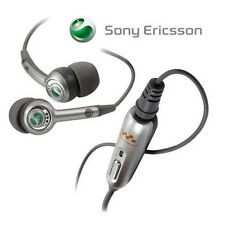 GENUINE Sony Ericsson W800i Headset Headphones Earphones handsfree mobile phone