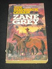 wmf  SALE : ZANE GREY ~ THE MAVERICK QUEEN