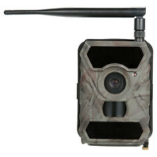 3G Network 12MP Digital Trail Hunting Game Camera Night Vision No Spy Hidden DVR