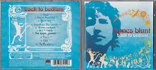 CD JAMES BLUNT BACK TO BEDLAM 10T DE 2004 INCLUS YOU'RE BEAUTIFUL + HIGH  TBE