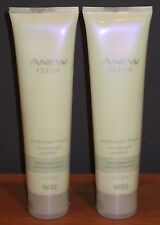 Avon 2 Anew Clean Purifying Gel Cleanser Oily Combination Skin 5oz $20 NEW