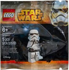 Lego Star Wars 5002938 Stormtrooper Sergeant poly bag