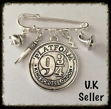 Harry Potter Inspired Kilt Pin/Brooch/Bag Charm/Scarf Pin.