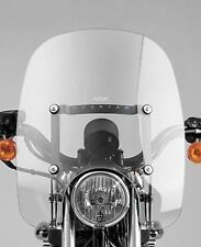 National Cycle Spartan Quick Release Windshield - N21302 for Harley-Davidson