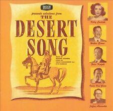 NEW The Desert Song / The New Moon ~ Kitty Carlisle; Wilbur Evans; Felix Knight;