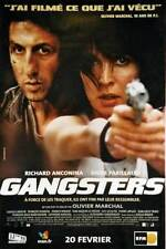 GANGSTERS 4x6 ft Bus Shelter D/S French Movie Poster Original 2002