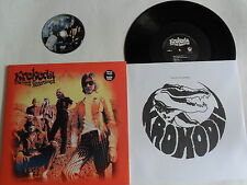 LP KROKODIL First Recordings (LP&DVD) Krokodil LP/DVD 01-2014 - STILL SEALED