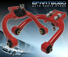 1998-2002 HONDA ACCORD CG1 CG2 CG JDM FRONT UPPER ADJUSTABLE CAMBER ARM KIT RED