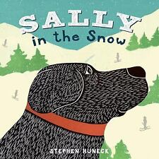 Sally in the Snow (Sally Board Books)-ExLibrary