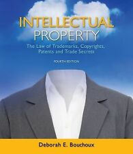 FAST SHIP - BOUCHOUX 4e Intellectual Property: The Law of Trademarks, Copyri CW3