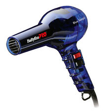 Babyliss Magic Plus Fön Haartrockner 1400W BLAU BAB6445NE