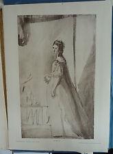 Sociedad Vasari parte IV 1923 19 Grande Art Prints antiguos maestros Ashmolean Usada Buen