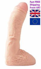 "Dildo-Big - Sex Realistic Toy - Fat Boy - 10"" 25cm"