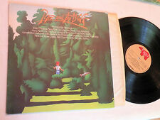 LP, Peter and the Wolf, Rock Version, Manfred Mann, Phil Collins etc RSO 2479167