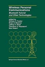Wireless Personal Communications : Bluetooth and Other Technologies 592...