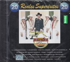 Paco Barron Norteno Clan 20 Reales Superexitos  CD New Nuevo