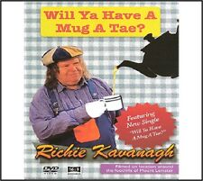 Richie Kavanagh - Will Ya Have A Mug A Tae (2016 Irish Country Music DVD)