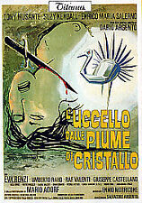 The Bird With The Crystal Plumage (DVD, 2012) Dario Argento