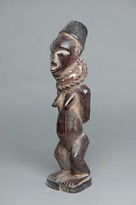 Bakongo Maternity Sculpture, D.R. Congo, African Tribal Art